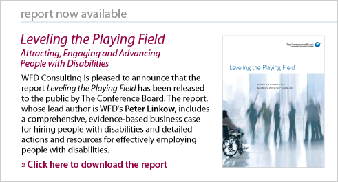 "Download ""Leveling the Playing Field: Attracting, Engaging and Advancing People with Disabilities"""