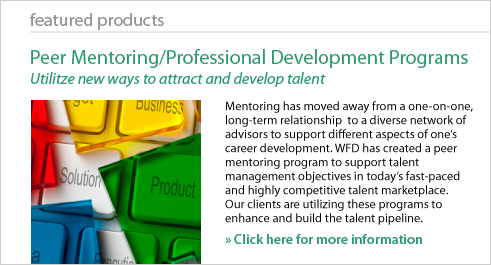 Peer Mentoring/Professional Development Programs