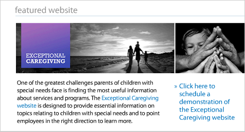 Exceptional Caregiving Website